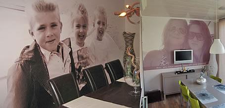 Eigen Foto Behang.Allers Schilderwerken Behangwerk